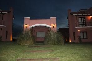 Frente de noche
