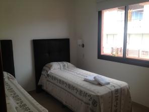 Dormitorio (armado con 2 camas individuales con posibilidad de armar una cama matrimonial)
