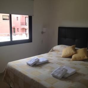 Dormitorio (armado con cama matrimonial con posibilidad de separar en 2 camas individuales)